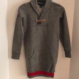 ⛄ Ralph Lauren girls sweatshirt dress